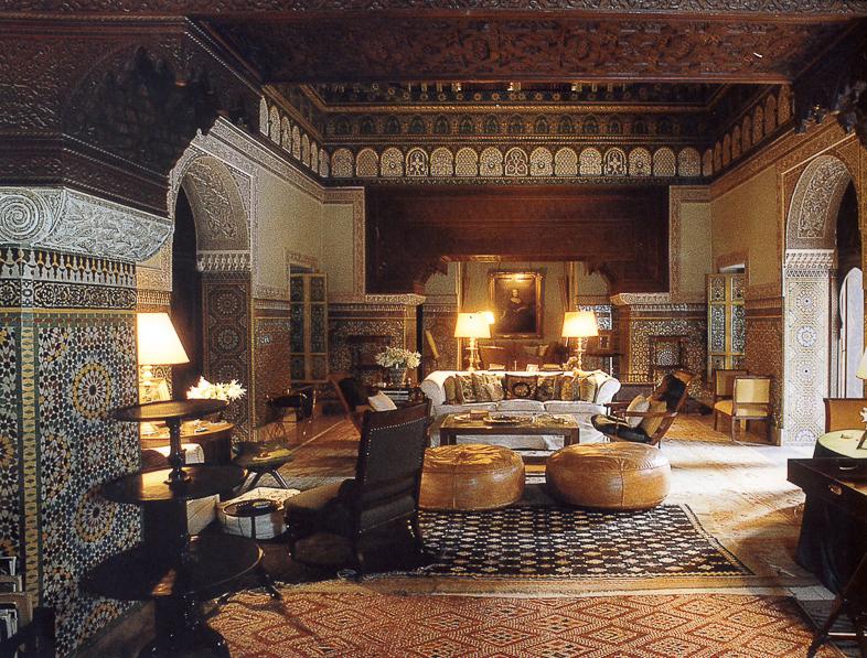 Lakberendez si st lusok marokk i arab lakberendez s for Dining room in arabic